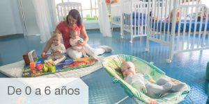 Educacion Infantil Colegio internacional Noroeste Madrid Villafranca