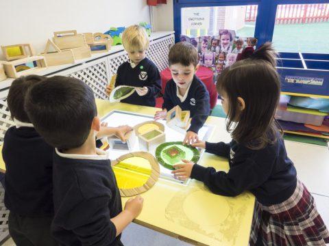 educación infantil noroeste de madrid